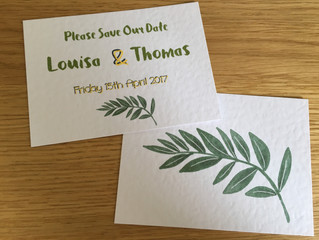Louisa & Tom Save the Date