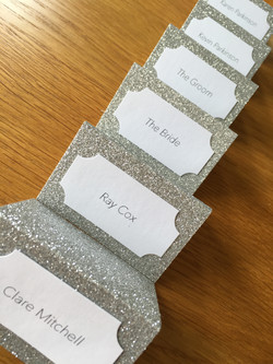 Glittery Place Names