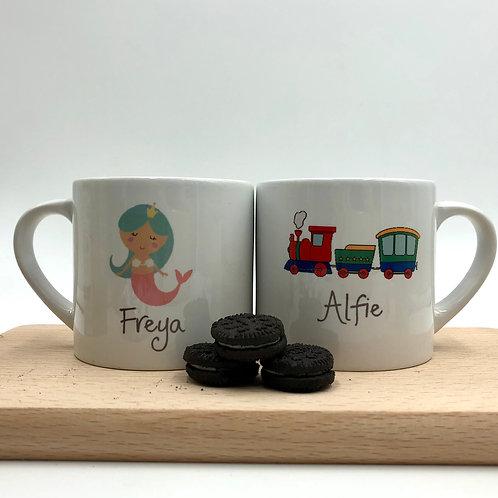 Personalised Kid's Mug
