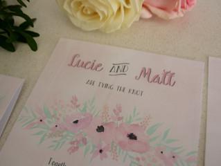 2017 Wedding Stationery Trends