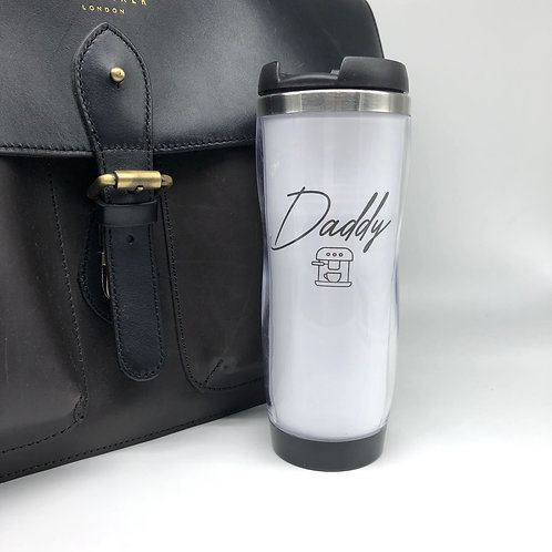 Personalised Travel Mug for Him