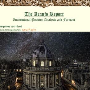 📜🖋️ The Araujo Report nails it again!