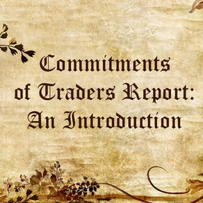 The wonderful world of the CFTC CoT Report