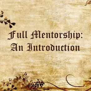 Full Mentorship: An Introduction