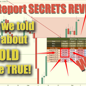 🎯 GOLD - Exactly what we said... played out!
