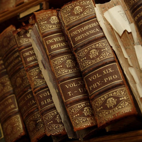 The Great Books of the Western World!