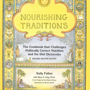 Nourishing Traditions!