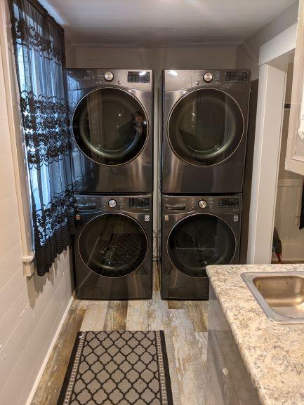 upscale laundry
