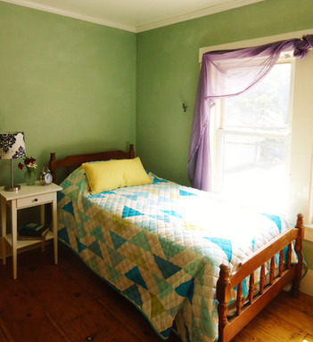 sunny bedrooms
