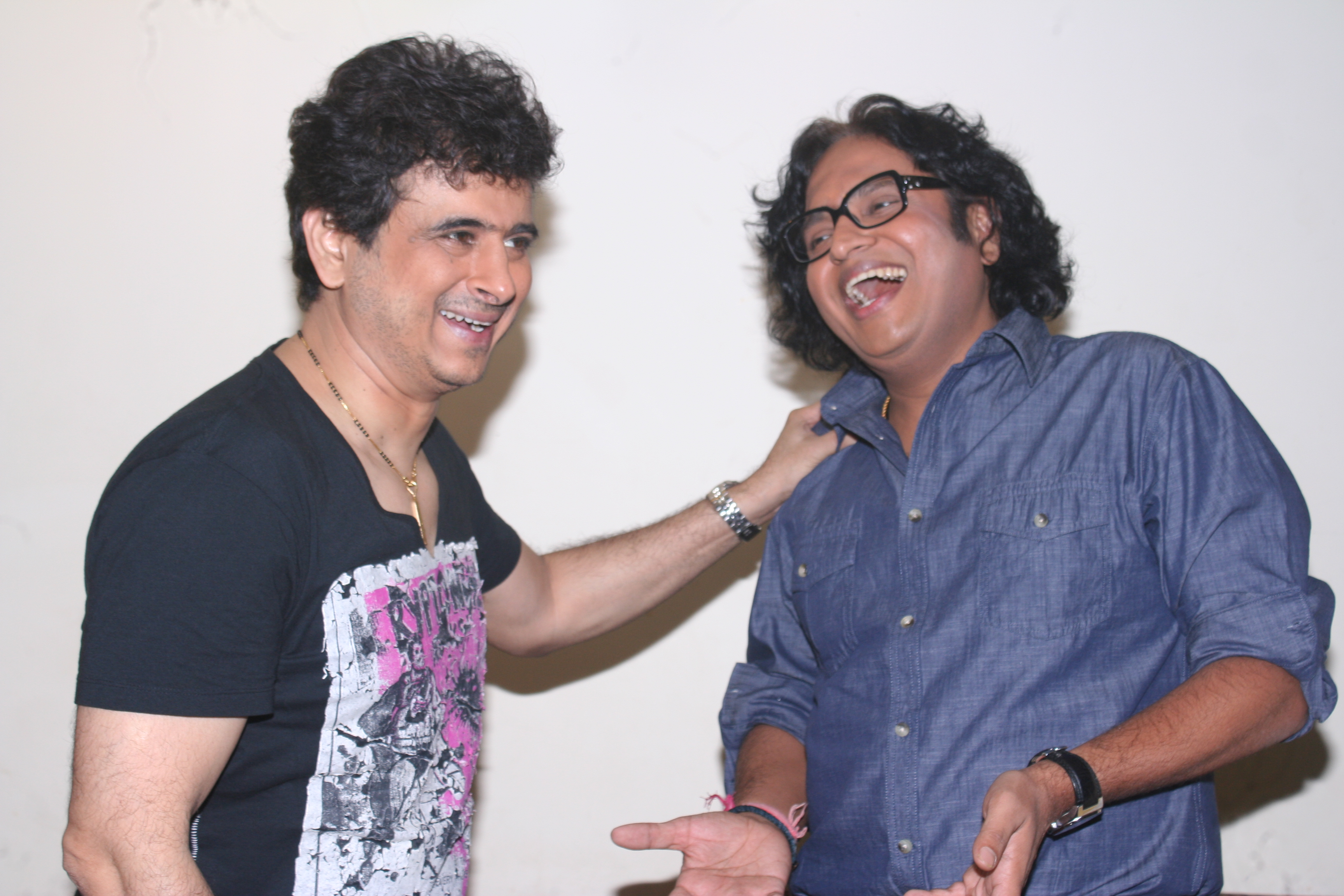 with Dr Palash Sen