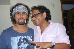 with Sonu Nigam