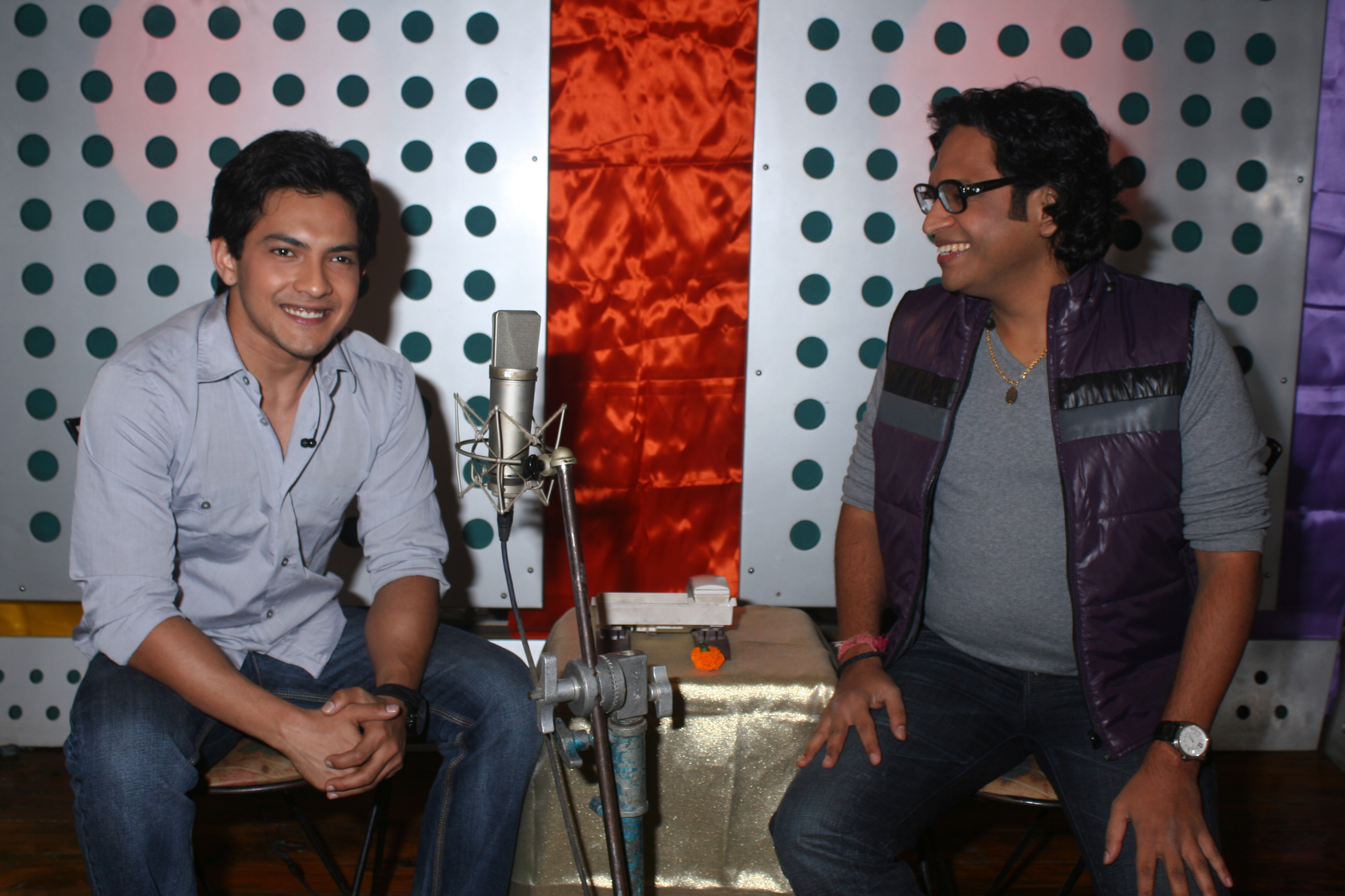 with Aditya Narayan