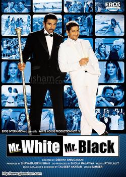 Mr White Mr Black