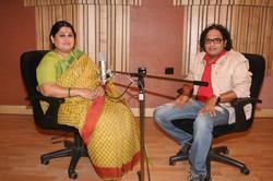with Shubha Mudgal
