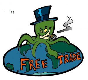Dampak Perdagangan Bebas Bagi Indonesia