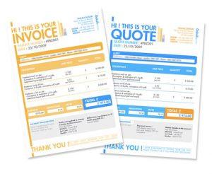 Excel Invoice