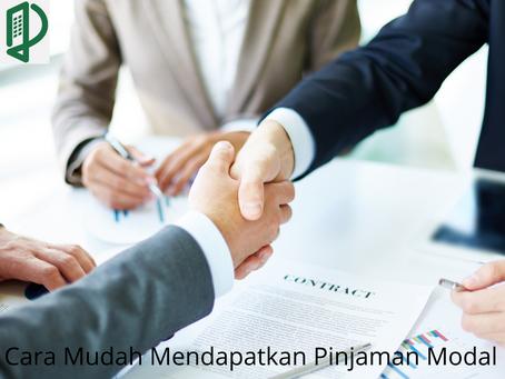 Cara Mudah Mendapatkan Pinjaman Modal Usaha