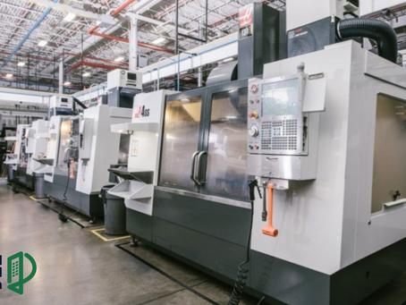 Pentingnya Memiliki Mesin-Mesin Produksi yang Bersih dan Baik