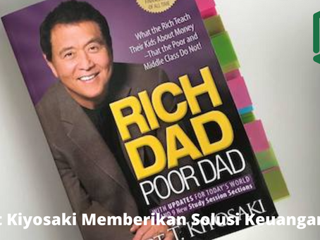 Robert Kiyosaki Memberikan Solusi Keuangan Anda