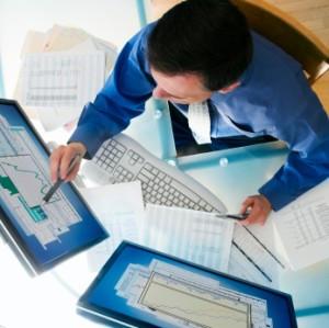 Analisis Laporan Kauangan Perusahaan Jasa