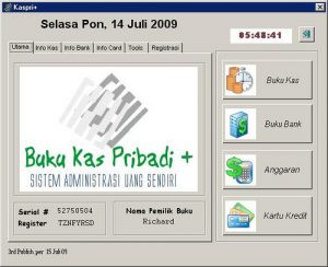 Aplikasi Keuangan Pribadi