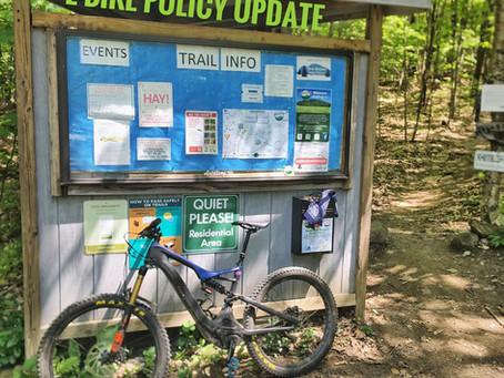 E-Bike Policy Update