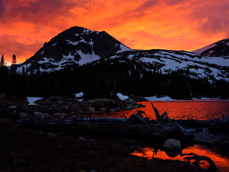 Jasper Lake - A Night Away - 9.20.17