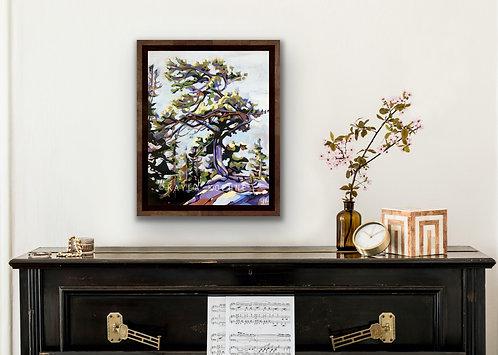 Tree of Jasper Fine Art Prints