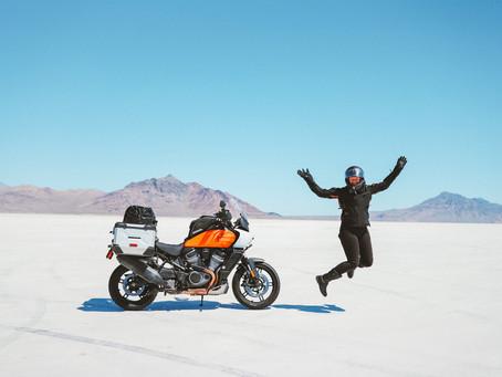 48 States in10 Days Moto Challenge