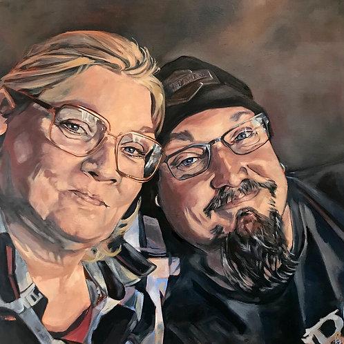 Commission an Oil Portrait