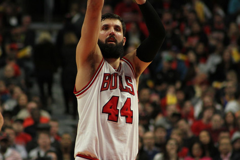 Intriguing trade scenarios for Nikola Mirotic