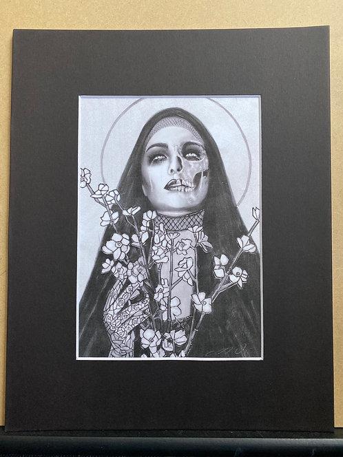 Crucify V2 w/black matte