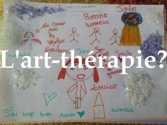 Définition de l'Art-thérapie proposée par Coumba Davy