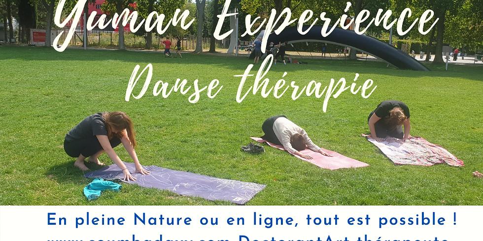 Yuman Experience  Danse thérapie en pleine nature ou ligne 18/07