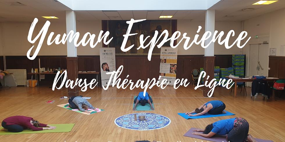 Stage Yuman Experience et Danse thérapie en ligne.8.Nov (Bis)