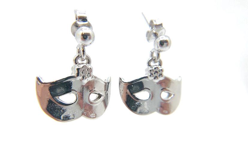 Shiny Colombina earrings