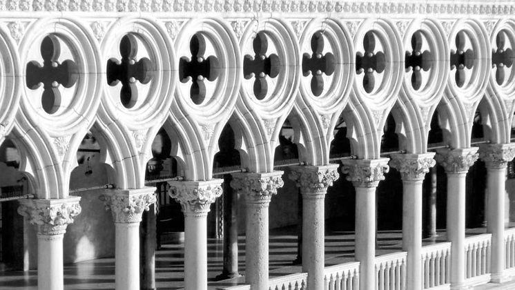 Gotico fiorito veneziano