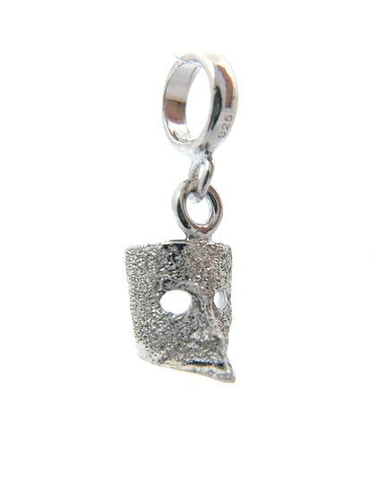 Charms Bauta Veneziana diamantata