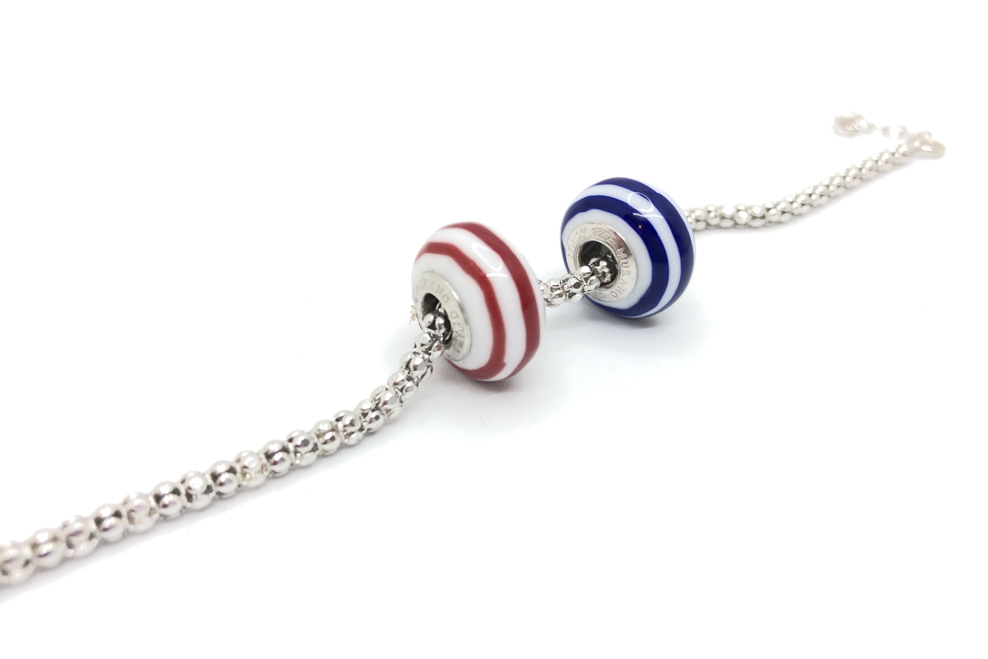 Bracciale perle del gondoliere