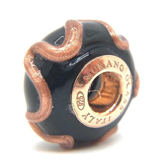 Perla in vetro di Murano