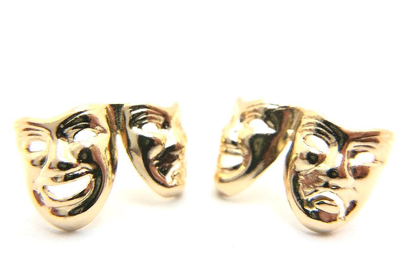 Comedy of Art earrings