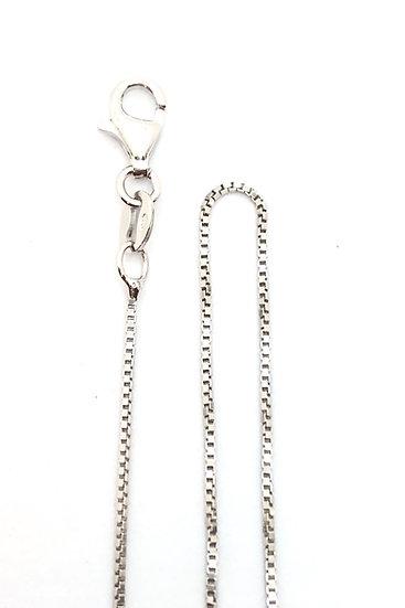 Collana veneziana in argento 925