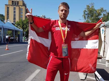 Løbekomet og far til 4 - Jesper Andkjær Larsen!
