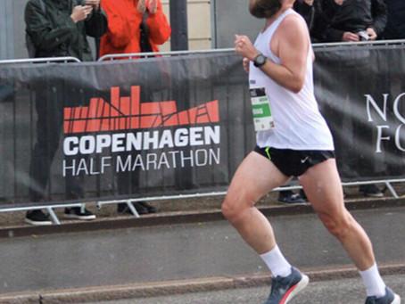 Hechmann Trænernes egne oplevelser med Copenhagen Half Marathon