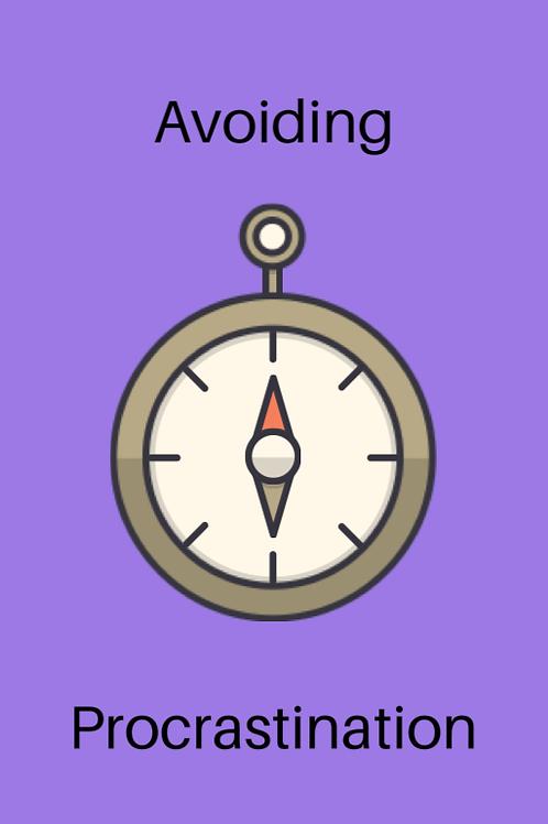 101 Ways To Avoid Procrastination