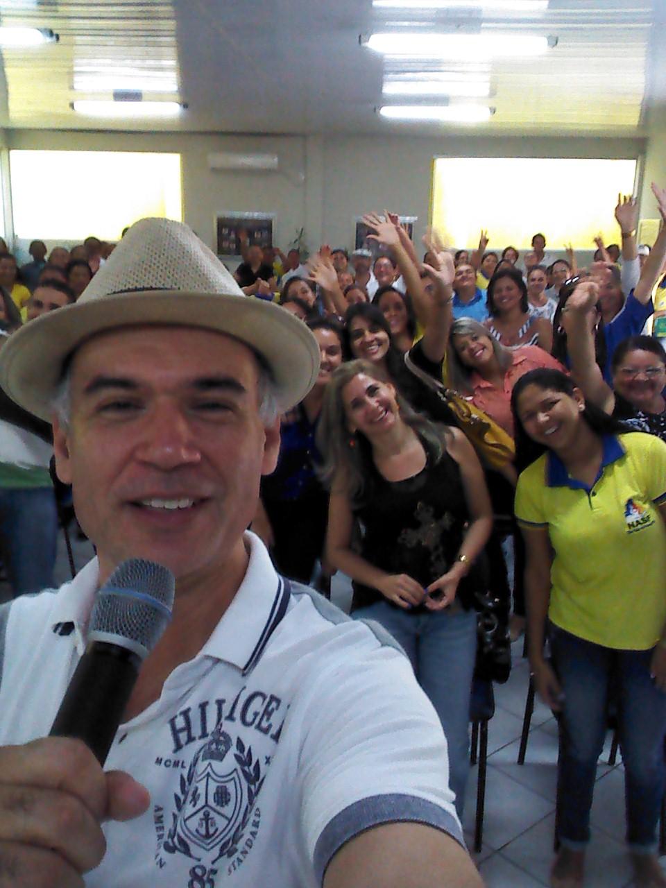 Palestra São Paulo Potengi - RN