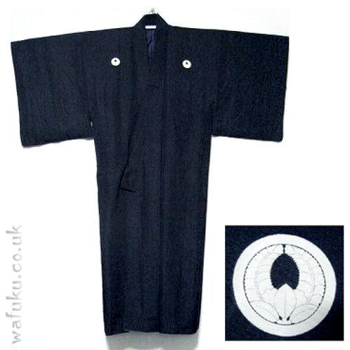 5 Fuji Mon Montsuki Kimono