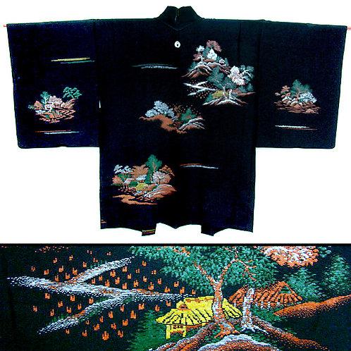 Scenic Silk Haori