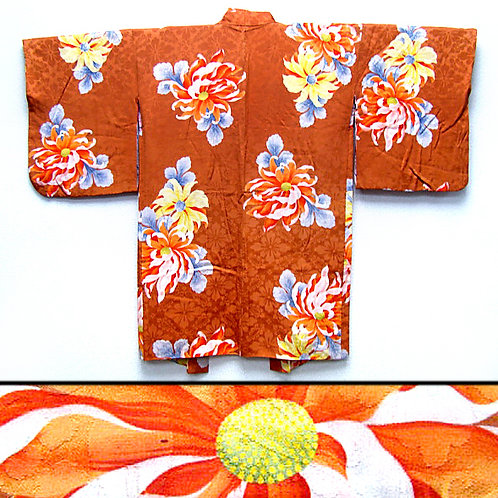 Floral Taisho Haori