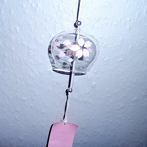 Cherry Blossom Furin - Wind Chime